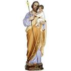 San José con el Niño Jesús en brazos