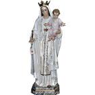 Virgen de las Mercedes con el Niño Jesús en brazos