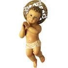 Niño Jesús con aureola para cuna