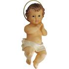 Niño Jesús de resina en 28 cm.