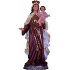 Virgen del Carmen con Niño