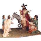 Jesús entra en Jerusalén - La Borriquita