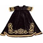 Vestido para Virgen María - Modelo Virgen Dolorosa