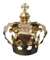 Corona Imperial con Cruz