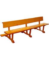 Bancos para iglesias bancos de madera para iglesias for Sillas para iglesia en madera