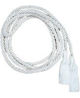 Cíngulo de monaguillo en color blanco