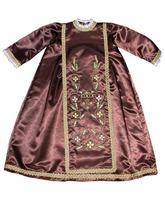 Vestido para Virgen María - Modelo Virgen del Carmen