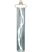 Contenedor para vela de cera líquida o parafina
