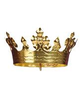 Corona condal dorada con Cruces