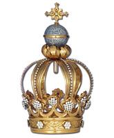 Corona para Virgen de Fátima en plata de Ley