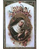 Tapiz de Santa Rita de Casia