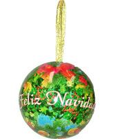 Bola para decoración de Árbol de Navidad