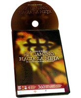 """DVD de Santiago, """"El camino hacia la meta"""""""