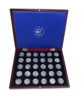 Monedas-medallas de las etapas del Camino de Santiago