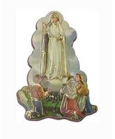 Imán recuerdo de Fátima - Apariciones de la Virgen