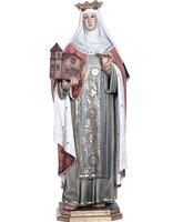 Santa Eduviges o Santa Eduvigis, fundadora de monasterios