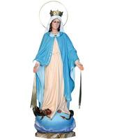 Virgen Milagrosa - Virgen María de la Medalla Milagrosa