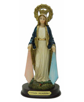 Virgen de la Medalla Milagrosa - Marmolina