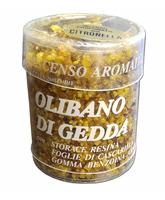 Incienso aroma de citronela - 100 gr.