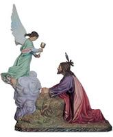 Jesús orando en el huerto
