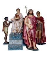 Jesús sentenciado a morir en la Cruz