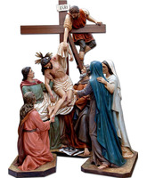 El Descendimiento de Jesús