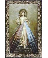 Tapiz de la Divina Misericordia de Jesús
