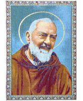 Tapiz del Padre Pío