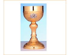 Cáliz de plata de la Resurrección de Jesucristo