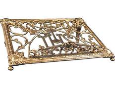 Atril para mesa de bronce JHS