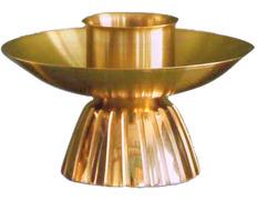 Candelero de fundición para mesa