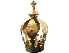 Corona imperial modelo Virgen de Fátima