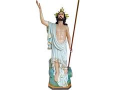 Cristo Resucitado | Talla de madera