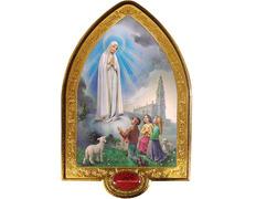 Cuadro religioso - Los secretos de la Virgen de Fátima