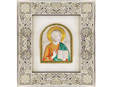 Cristo Pantocrátor Bizantino | Cuadros Religiosos
