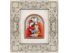 Cuadro Sagrada Familia | Cuadros religiosos estilo bizantino