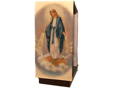 Paño de atril de la Virgen Milagrosa