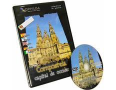 DVD del Camino - Compostela, capital de occidente
