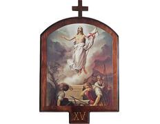 Vía Crucis de madera | 15 estaciones madera