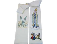 Estola de la Virgen de Fátima