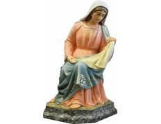 Figura de la Virgen María | Belén de Navidad