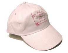 Gorra con imagen de Santiago peregrino