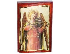 Iconos de madera - Icono 7,5 x 5 cm.