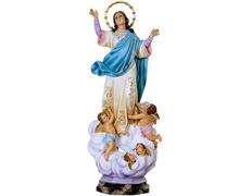 Nuestra Señora de la Asunción con Ángeles