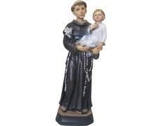 San Antonio con Niño | Resina