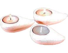 Lámpara de cerámica para Pascua