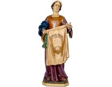 La Verónica portando la Sábana Santa