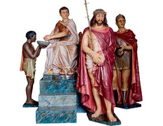 Jesús sentenciado a morir | El Cautivo