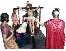 El levantamiento de la Cruz