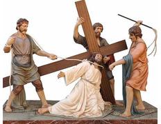 La Caída de Jesús